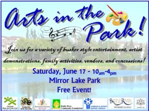 Arts in the Park @ Mirror Lake Park